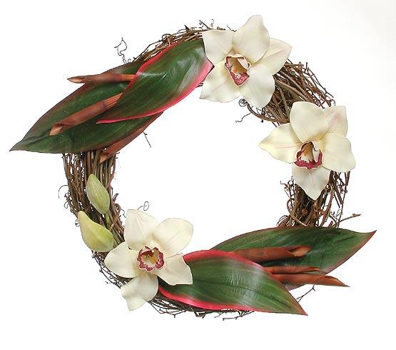 طريقـة تجفيف الأزهار والورود Wreath_orchid_lg